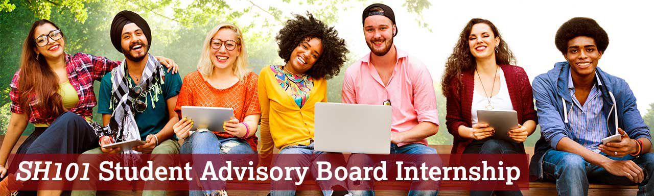 SH101 Student Advisory Board internship