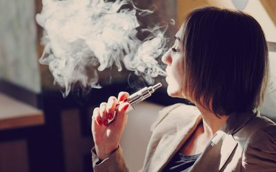 Where should colleges stand on e-cigarettes?